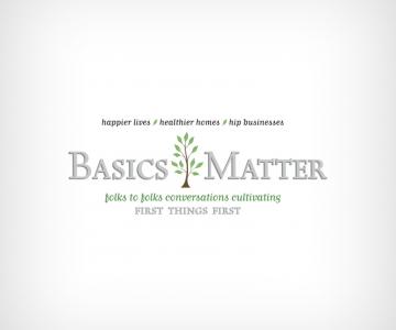 Basics Matter – Sweetie Berry Logo Design