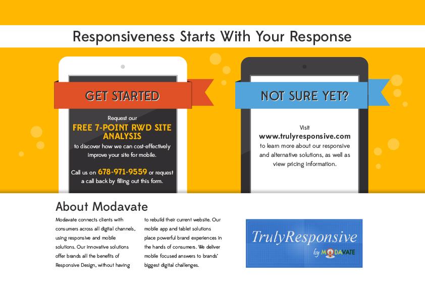 Modavate - Truly Responsive Presentation